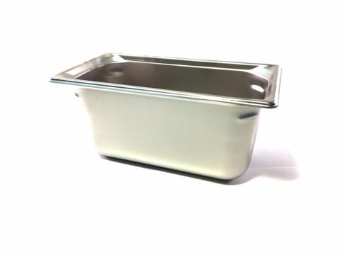 12'' x 6'' x 6'' Deep Stainless Steel Pan