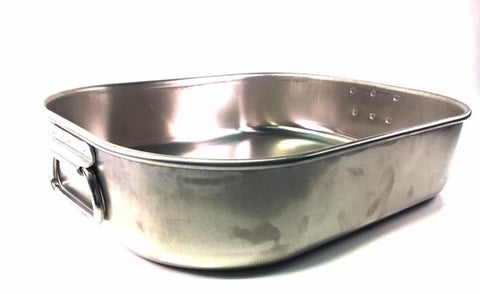 "16 3/4 x 13 x 3 5/8"" Heavy-Duty Aluminum Pan"