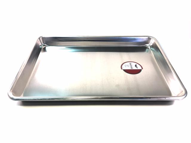 "25 7/8 x 17 7/8 x 2"" Heavy-Duty Aluminum Pan"