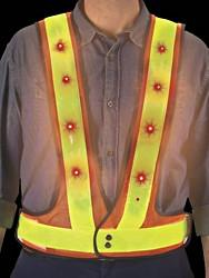 LED Safety Vest (one size)