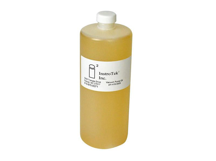 Vacuum Pump Oil - for CoreLok & CoreDry - Rainhart
