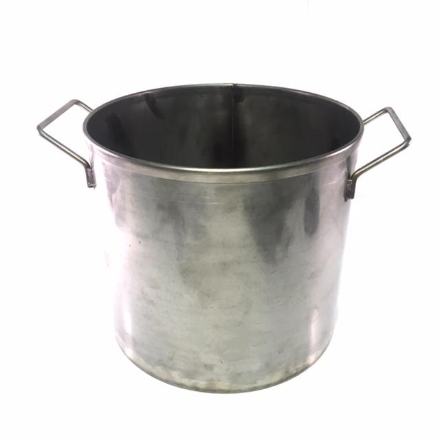 3.5 Gallon Stainless Steel Mixer Bucket