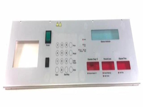 NCAT Front Control Panel - Please select by series