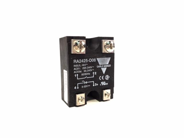 NCAT Furnace Solid State Relay Chamber - 859/945 & 1087/1275 series