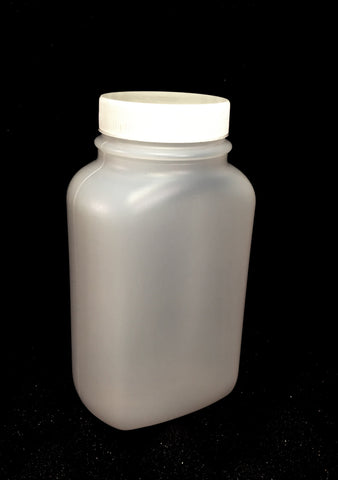 8-Ounce (250ml) Plastic Bottle