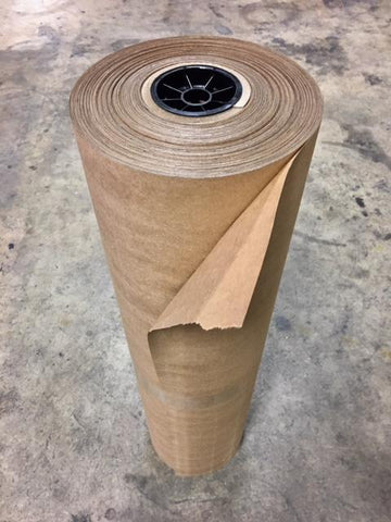 "Better Brown Paper, 36"" x 400 ft long roll"