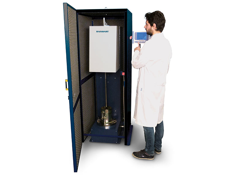 Sound Reduction - Security Cabinet for Programmable Proctor / CBR Compactor - Rainhart