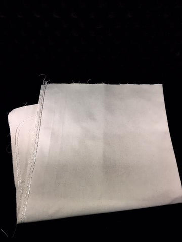 10oz Cotton Duck Sample Bag