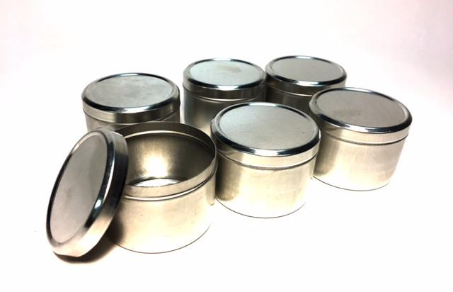 Sample Tins 3 oz. - Available in an Assortment of Quantities