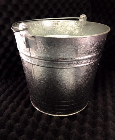 QuaterMaster® Galvanized Collection Pail