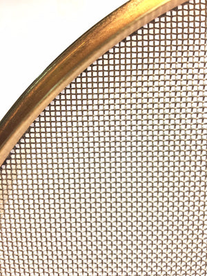 "12 Inch Sieve - 1-5/8"" (Half Height) - Select Screen Sizes - Rainhart"