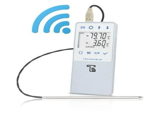 TraceableLIVE® Ultra-Low Datalogging Thermometer - Rainhart