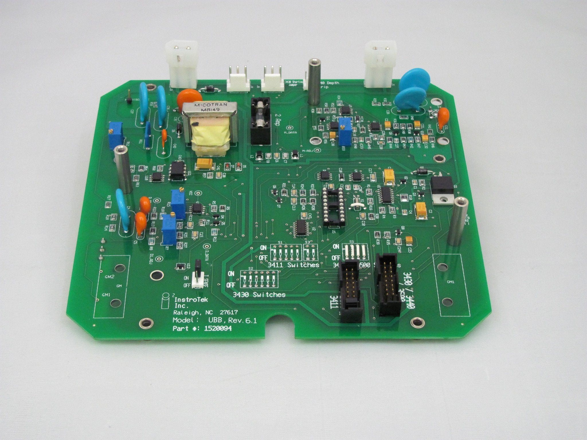 Universal Baseboard with Kit & High Voltage Module Xplorer 3500 & 3411 Series
