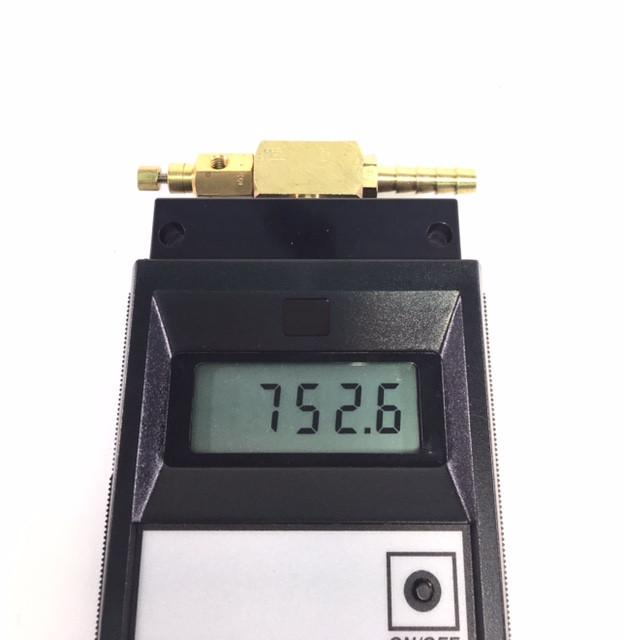 Digital Absolute Vacuum Pressure Gauge - Available with NIST Calibration