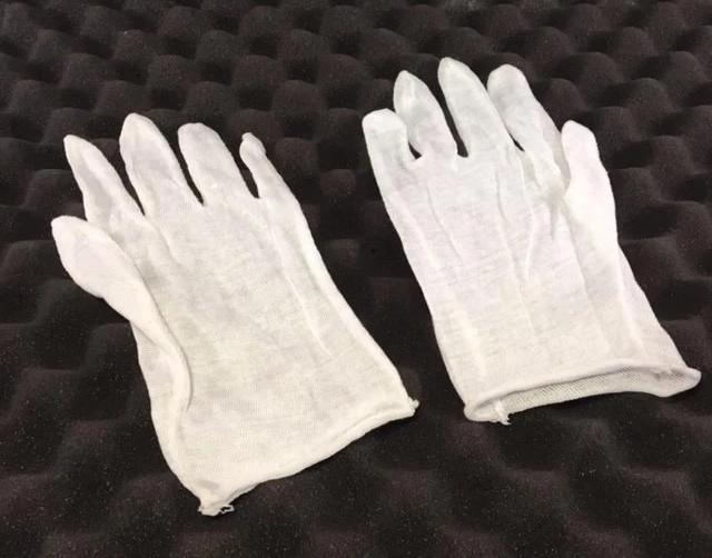 Inspection Gloves, Cotton Blend