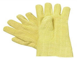 Kevlar Gloves, 13-Inch Wool-Lined