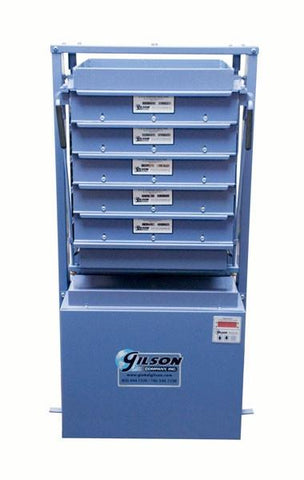 Porta-Screen® Shaker, 6-Tray Capacity