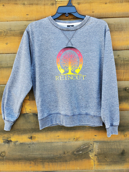 Lightweight Burnout Sweatshirt