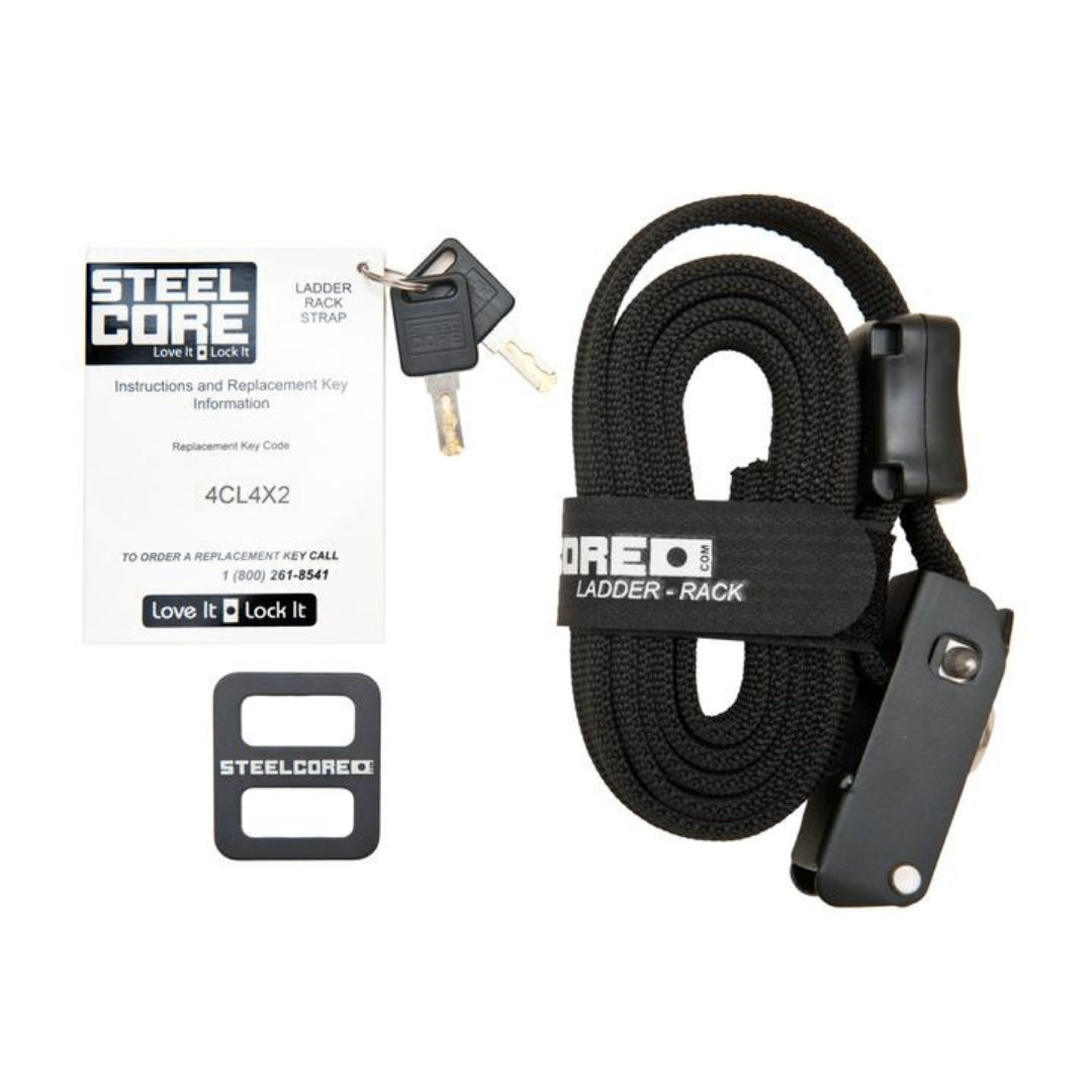 Ladder Security Strap 3'