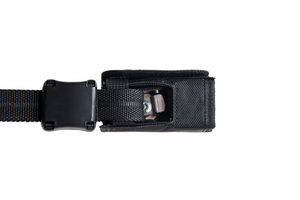 Buckle Cover Black