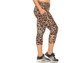 Sports Leggings with Pockets