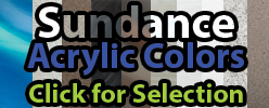 Sundance Spas Acrylic Colors