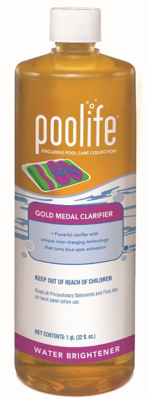 Poolife Gold Metal Clarifier