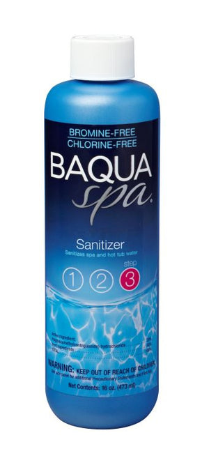 Baqua Spa Sanitizer (March 2020 Preorder)