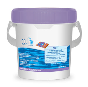 Poolife NST Tablets (NO Stabilizer)
