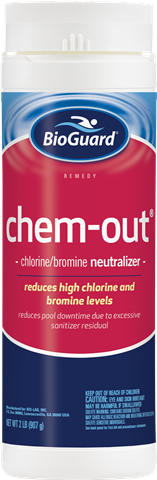 BioGuard Chem-Out (March 2020 Preorder)