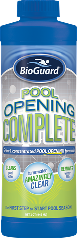 BioGuard Pool Opening Complete (March 2020 Preorder)
