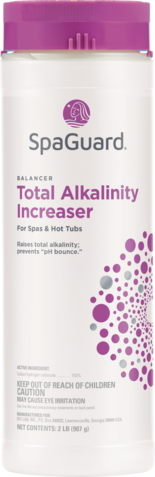 SpaGuard Total Alkalinity Increaser