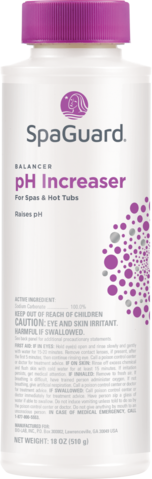 SpaGuard pH Increaser