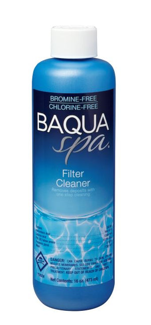 Baqua Spa Filter Cleaner (March 2020 Preorder)