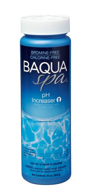 Baqua Spa pH Increaser (March 2020 Preorder)