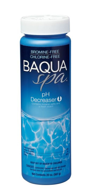 Baqua Spa pH Decreaser (March 2020 Preorder)