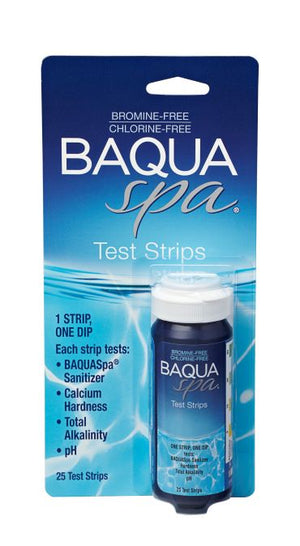 Baqua Spa 4 Way Test Strips (March 2020 Preorder)