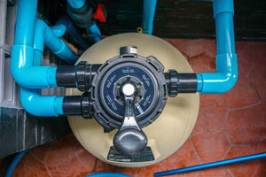 Swimming Pool Sand Filter Change