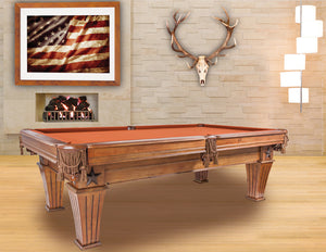 Brittany Presidential Billiard Table