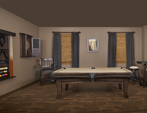 Carter Presidential Billiard Table