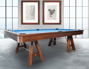 Johnson Presidential Billiard Table