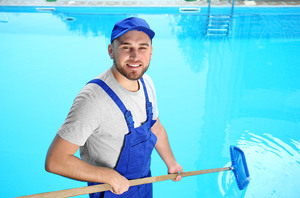 Full Swimming Pool Service