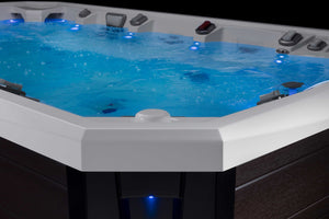 V150 Vector21 Swim Spa Party Tub
