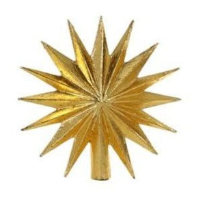 16 Point Star Tree Topper  (available in 2 colors)