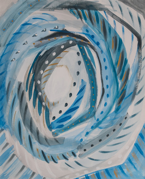 In the Flow 24 -  20x24