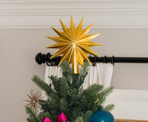 16 Point Star Tree Topper