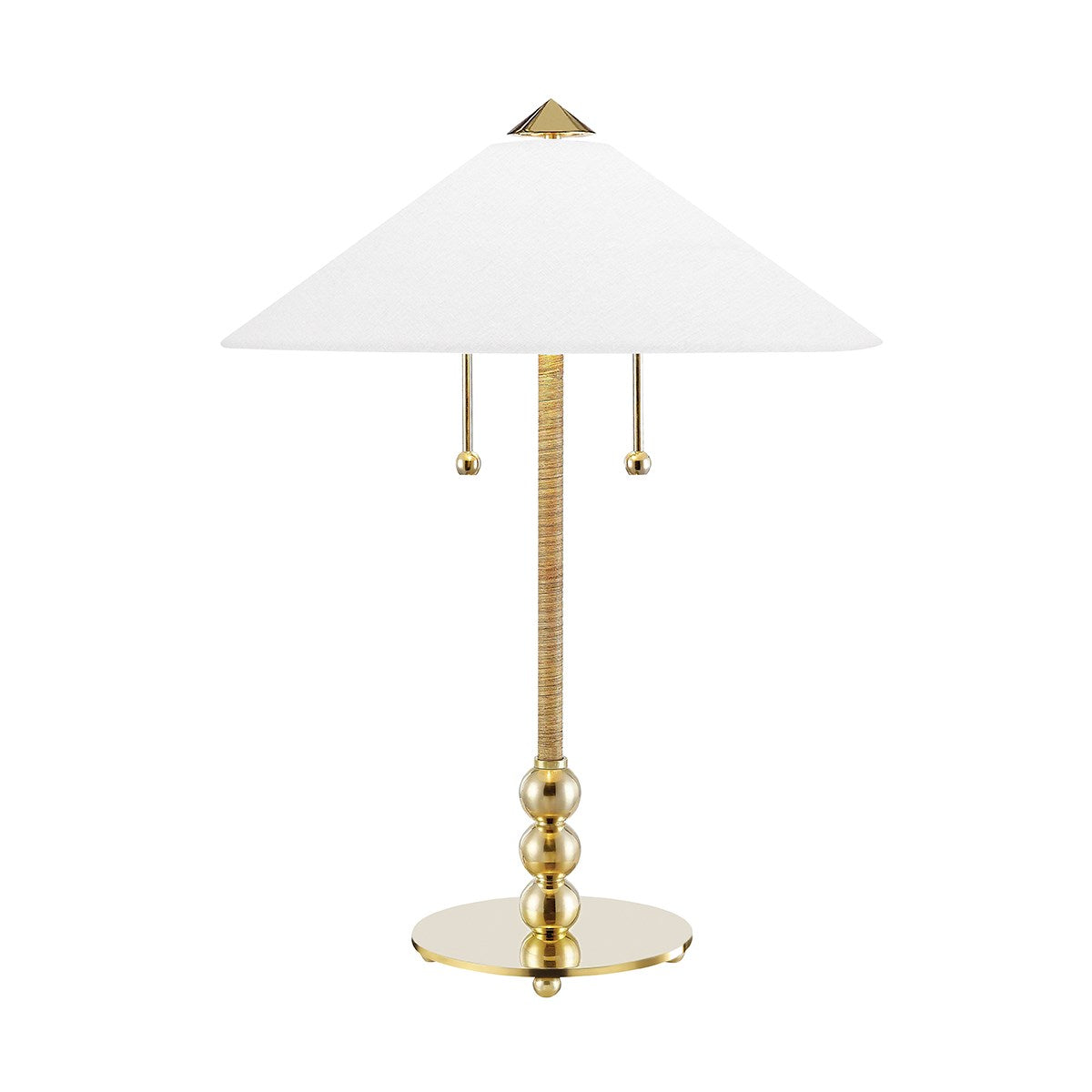 The Nouveau Table Lamp