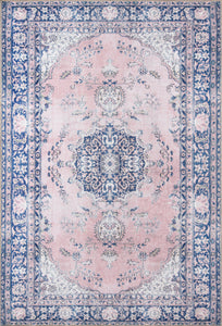 The Pink Medallion Rug
