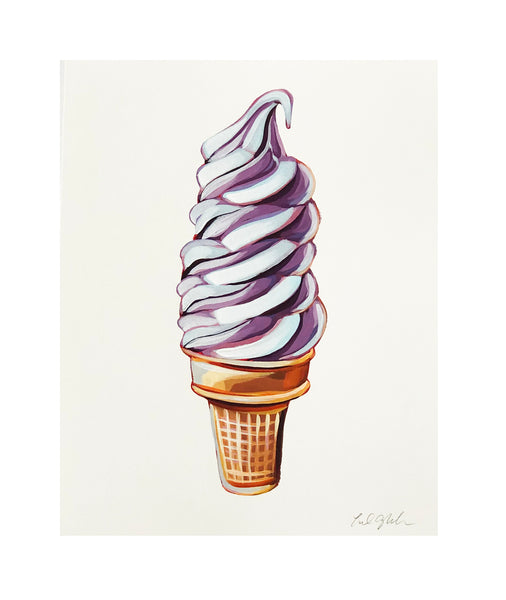 Swirly Soft Serve