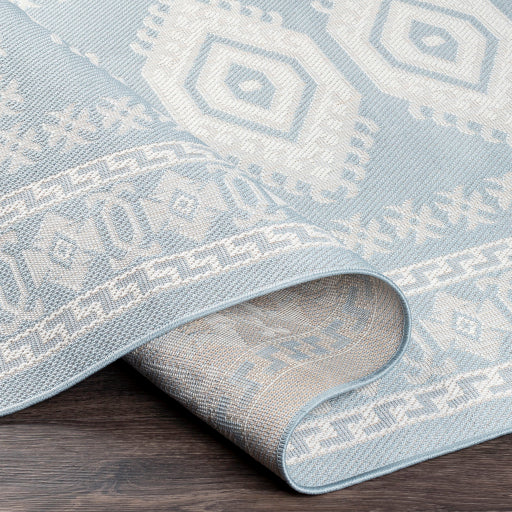 The Milos Indoor/Outdoor Rug